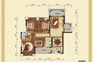 4室2厅2卫  140.05平米