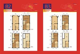 1室1厅1卫  141.27平米