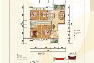 4室2厅2卫  142.62平米