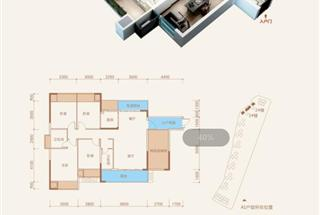 5室2厅2卫  135.98平米