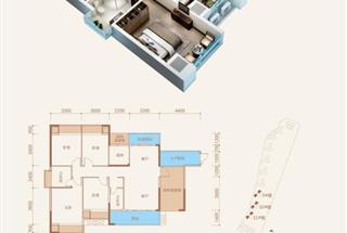 5室2厅2卫  129.86平米