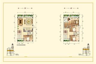 10室5厅8卫  129平米