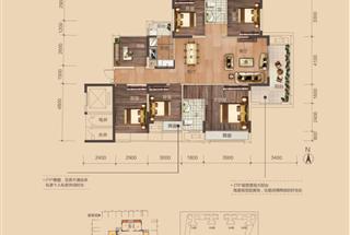 6室2厅2卫  135.08平米