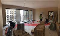 江湾山语城户型98平米现代简约风格造价7.3万